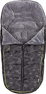 Diono All Weather Footmuff to Protect Your Baby in Car Seats & Strollers, Black Camo