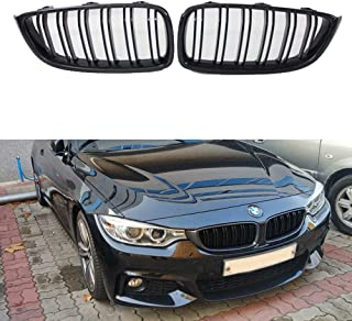 Carbon fiber front kidney grill F32 F33 F36 F80 F82 F83 front grille for BMW 4 series M3 M4 grill