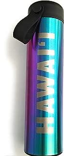 HAWAII Starbucks Iridescent Stainless Steel Cold Vacuum Insulated 16 oz Bottle