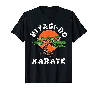 Vintage Miyagi-Do T-Shirt Karate Bonsai Tree T-Shirt