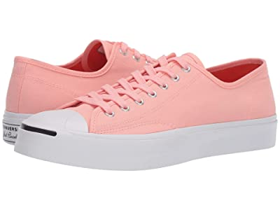 Converse Jack Purcell 1st in Class Ox (Bleached Coral) Classic Shoes