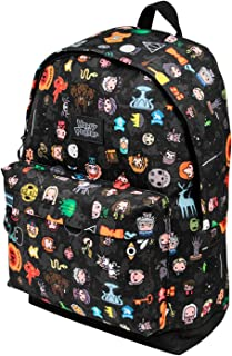 Harry Potter Leviosa-Mochila Freetime HS 1.1, Negro