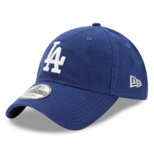 Custom New Era 9Twenty Burgundy LA Dodgers Free Shipping Adjustable Strapback