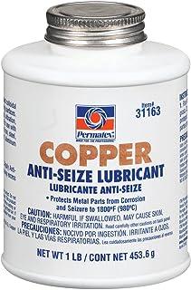 Permatex 31163-12PK Copper Anti-Seize Lubricant, 1 lb (Pack of 12)