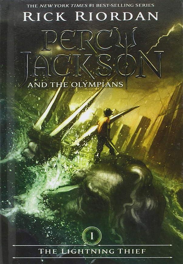 ロバトーク課すThe Lightning Thief (Percy Jackson and the Olympians)