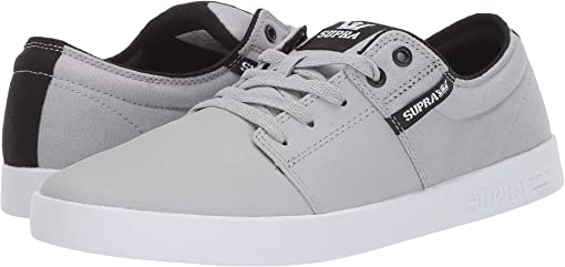 Light Grey Tuf/White