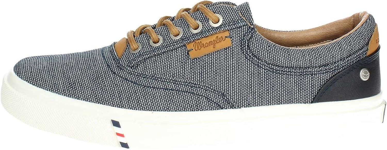 Wrangler WM181021 Low Sneakers Man Jeans 43