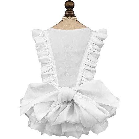 Pet Apparel Holiday Dog Dress Princess Dog Dress Pattern 1521 Pet Harness Dress Sm /& Med Fancy Dog Dress Dog Wedding Attire