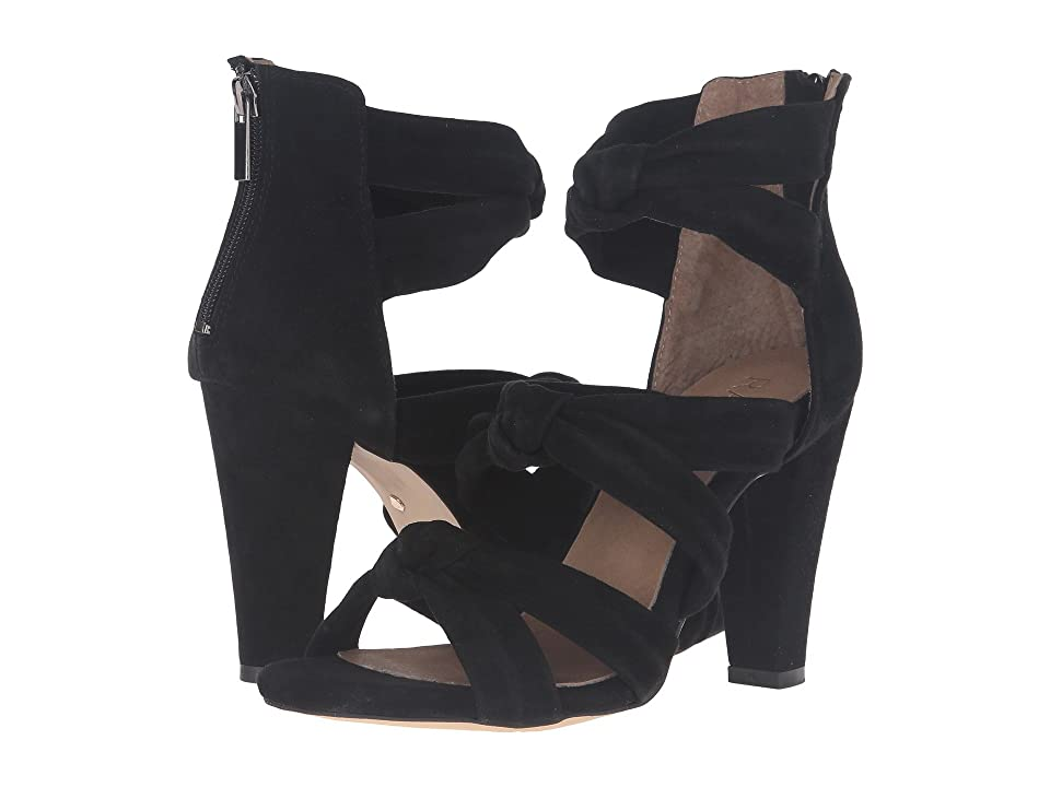 RAYE Nat (Black) High Heels