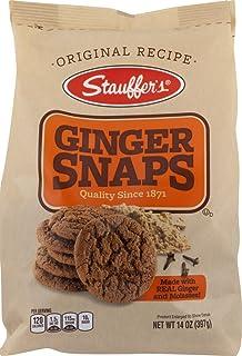 Stauffer's Original Recipe Ginger Snaps 14 oz. Bag (3 Bags)