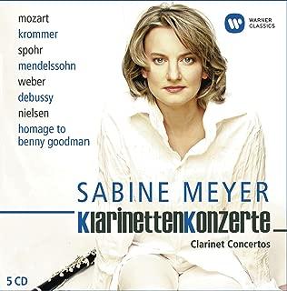 Best sabine meyer clarinet concerto Reviews