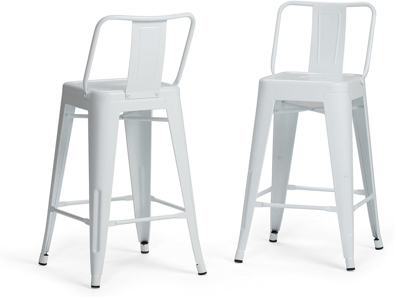 HONGLIAN Nordic Wrought Iron Creative Simple Fashion Bar Stool Stool Leisure Cafe Front Desk Stool Designer Chair