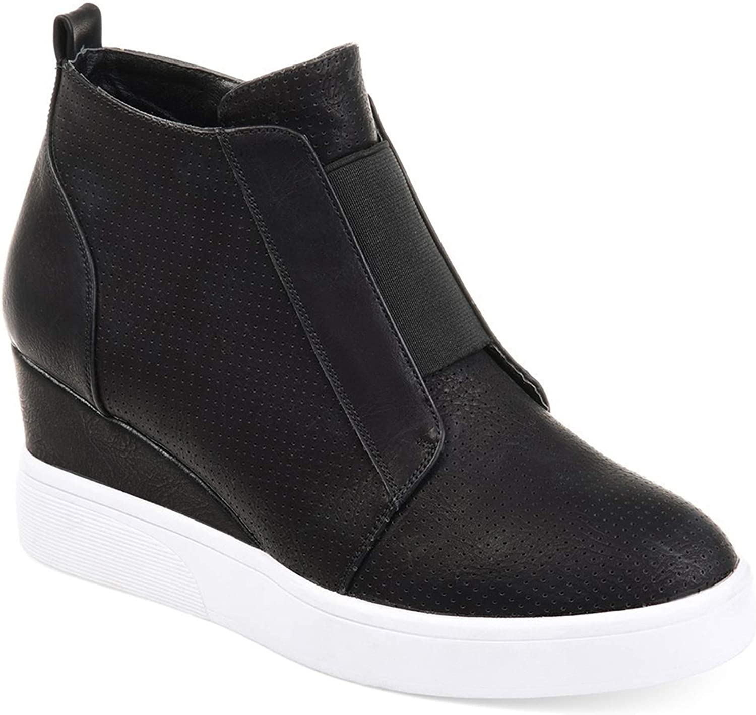 Athlefit Women's Wedge sale 70% OFF Outlet Sneakers Platform
