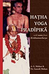 Hatha Yoga Pradipika: Translation with Notes from Krishnamacharya Paperback