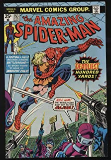 Amazing Spider-Man #153 F/VF OW/W Pgs