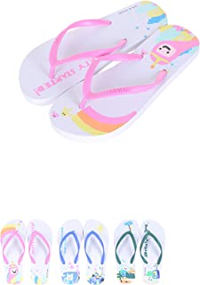 Miniso Adventure Time- Women's Soft Flip Flops S 35/36 Random delivery of items mixed colors or mixed patterns 6941501535483