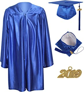 graduation gown kindergarten