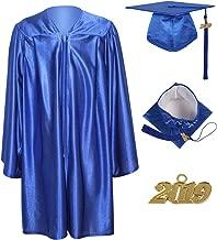 MyGradDay Shiny Kindergarten Graduation Gown Cap Tassel 2019 Package