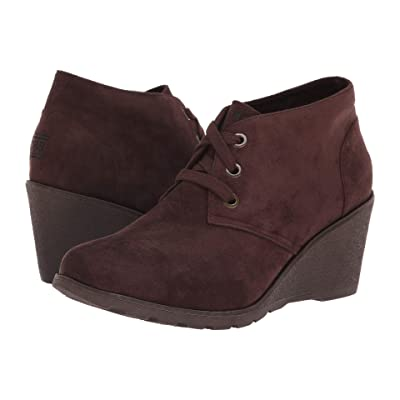 BOBS from SKECHERS Tumble Weed Urban Rugged (Chocolate) Women