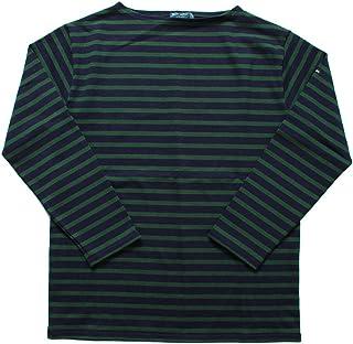 [セントジェームス] 長袖Tシャツ ウエッソン ギルド 2501 メンズ レディース 04.ネイビー×パン 1 [並行輸入品]