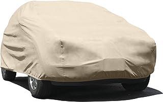 "Budge UA-2 Tan 210 inches SUV Cover, Size u2: fits s.u.vs up to 210"""""""