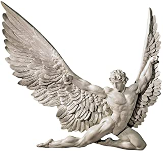 Design Toscano NG33636 Icarus Wall Sculpture [Kitchen], 11 Inch