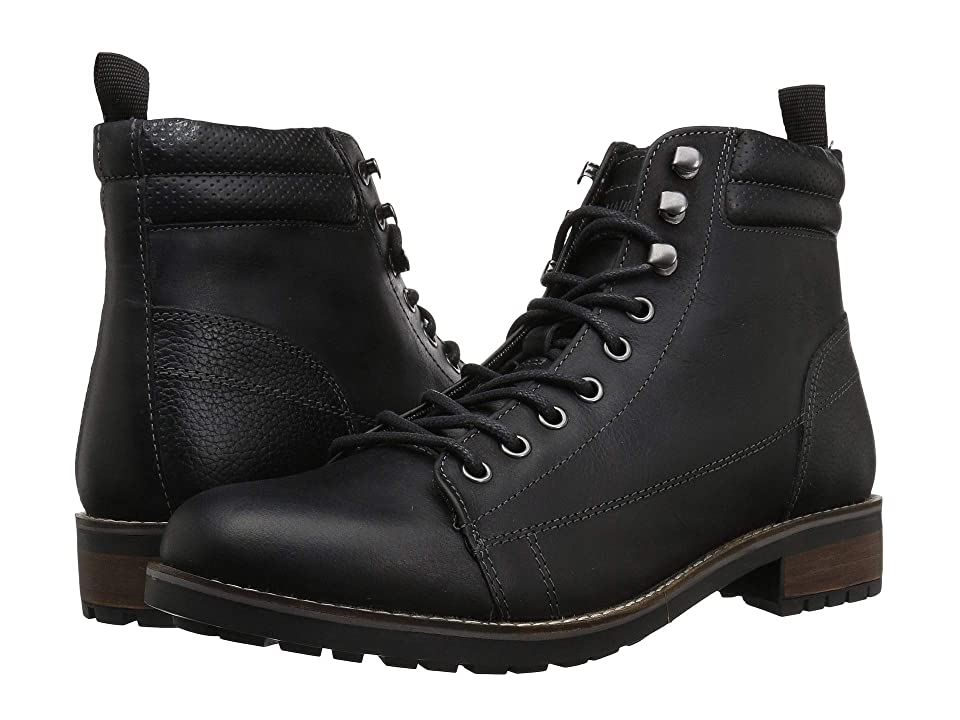Steve Madden Lorne (Black) Men