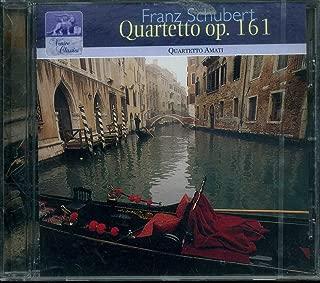 Schubert: Quartet Op. 161 D887 (A-121)