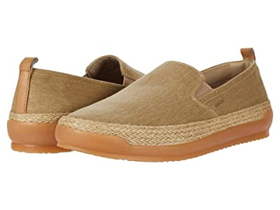 Geox Mondello (Beige Canvas) Men