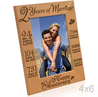 Best gift for husband 2nd wedding anniversary Reviews