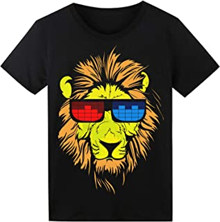 led light up shirts