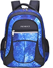 16 Inch 2-5 Year Old by Fenrici Boys Preschool Backpacks for Girls Durable