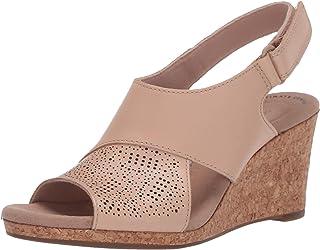 Clarks Lafley Joy womens Wedge Sandal