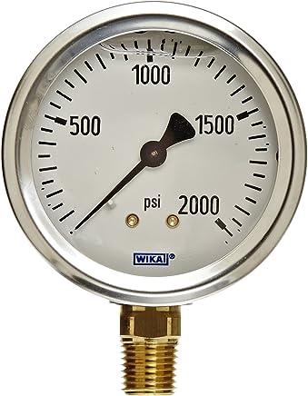Controllers Industrial Independent Pressure Gauge Wikai