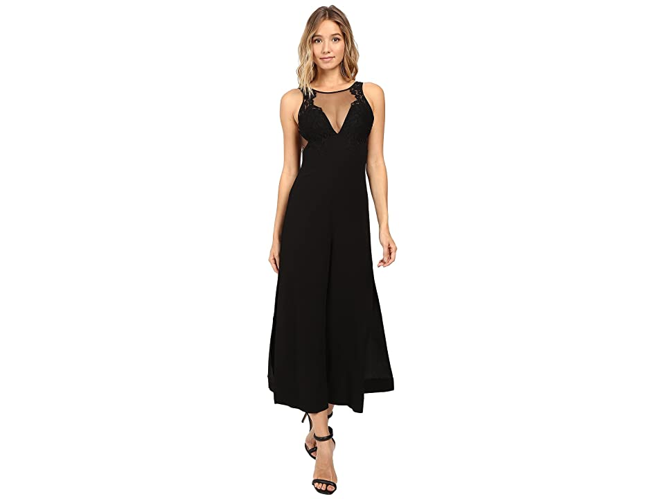 Image of alice McCALL Somewhere in the Night Jumpsuit (Black) Women's Jumpsuit & Rompers One Piece