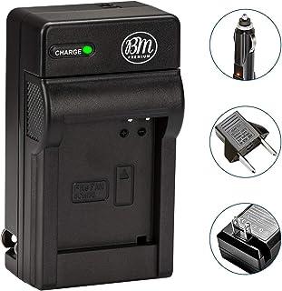 BM Premium DMW-BCJ13 Battery Charger for Panasonic Lumix DMC-LX5 DMC-LX7 Digital Cameras