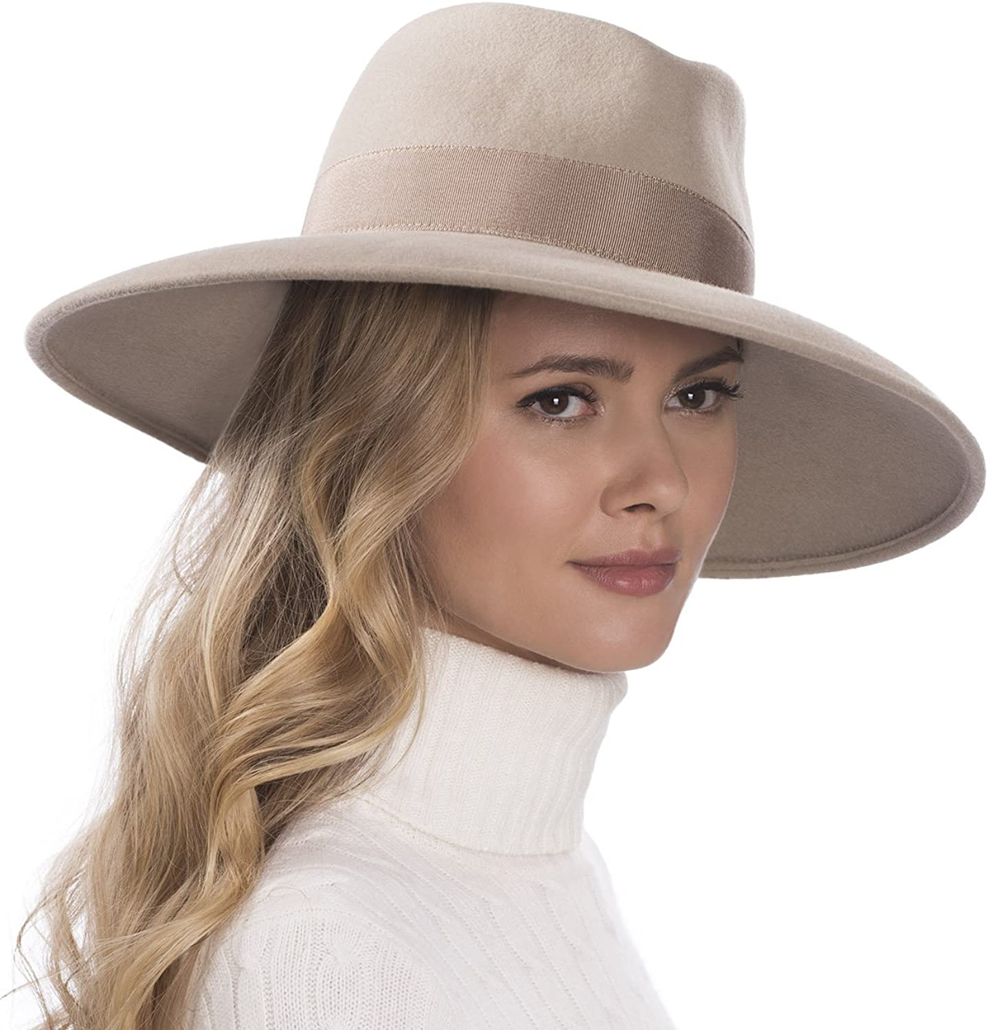 Eric Javits Luxury Fashion Designer Women's Headwear Hat  Camille