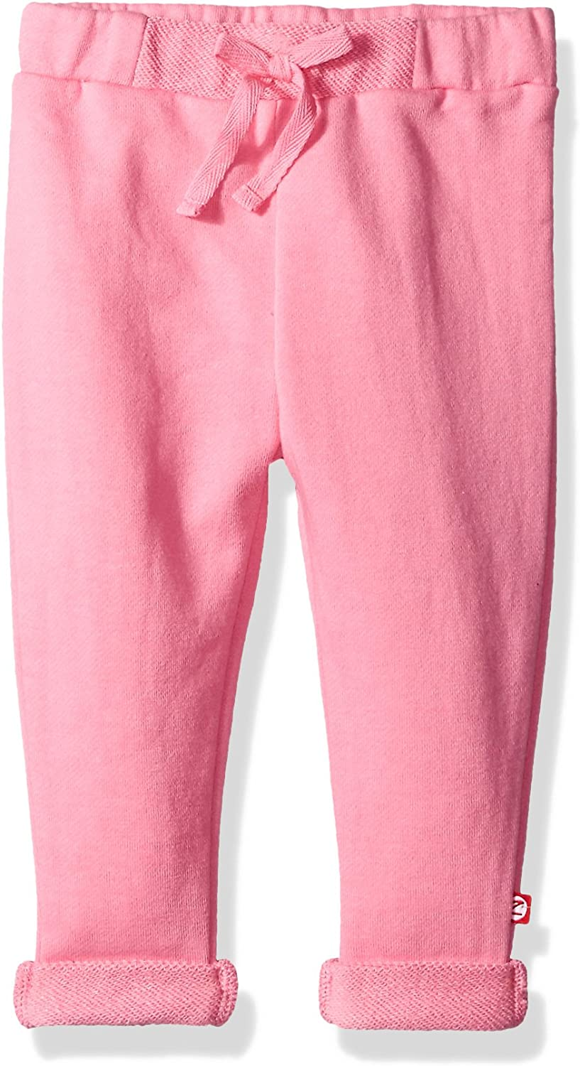Zutano Baby Boys' French Terry Roll Up Pant