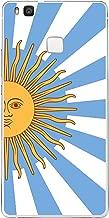 غطاء جراب ColorKing Football Argentina 16 متعدد الألوان لهاتف Honor 9 Lite