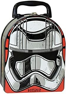 Star Wars Embossed Tin Lunch Box (Captain Phasma) by Captain