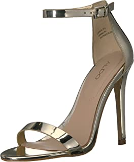 3a0c09aafa361 Amazon.com: Gold - Sandals / Shoes: Clothing, Shoes & Jewelry