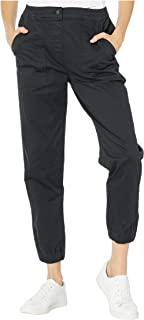 Cotton On Women's Casual Chino Pants, 10, Washed Black