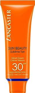 Lancaster Sun Beauty Velvet Touch Cream Radiant Tan SPF 30, 1.7 Ounce