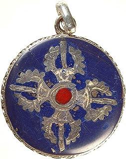 Sterling Silver The Prayer Wheel cho-kor or khorten