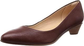 Clarks Mena Bloom Casual & Dress Shoe For Women Brown Size 37 EU (91261351264040_Tan Leather_4)