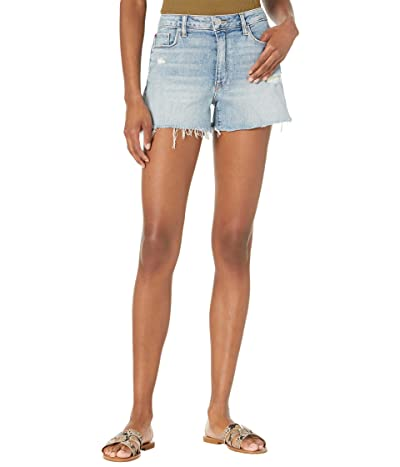 Hudson Jeans Croxley High-Rise Shorts in Destructed Moving On Women