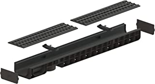 plastic trench grate