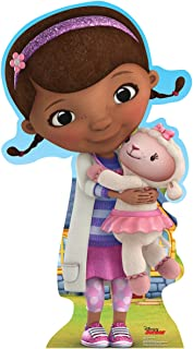 Advanced Graphics Doc McStuffins Life Size Cardboard Cutout Standup - Disney Junior's Doc McStuffins