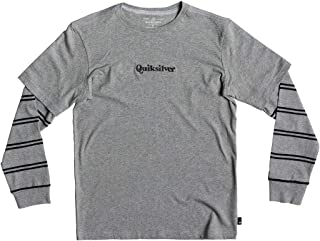 Quiksilver Boys' Big Warrior Soul Ds Tee Youth