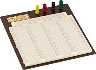 Elenco Breadboard | 3742 Total Contact Points | Make DIY - College - High School - Prototyping Projects Easier | 9440C